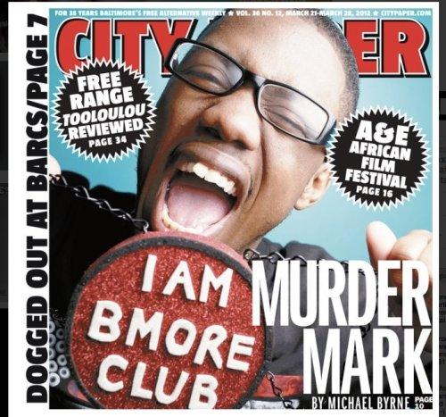 murder mark