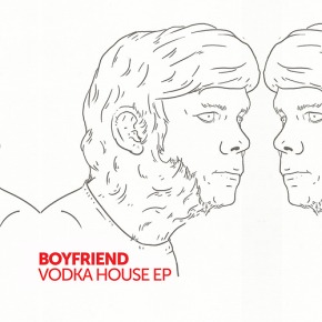 VODKA HOUSE COVER