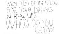 Real Life Dreams
