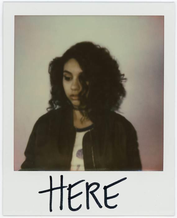 """Listen // Alessia – """"Here"""""""