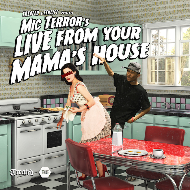 Free Download // Teklife x Treated Present: Live From Your Mama's House